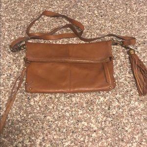 Lucky Brand Foldover Crossbody Bag